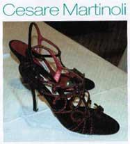 Cesare Martinoliのサンダル