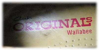 Clarks Originals クラークス ロゴ