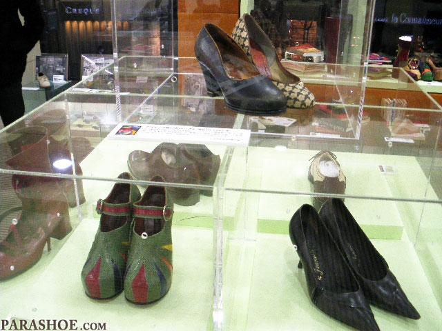 手製靴コンテスト金賞の靴