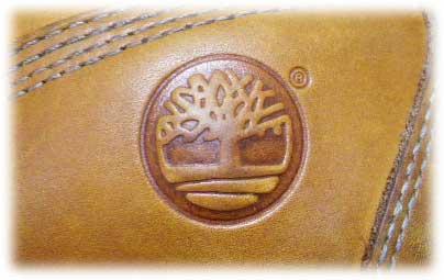 timberland ロゴ