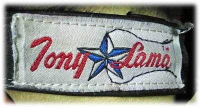 Tony Lama ロゴ