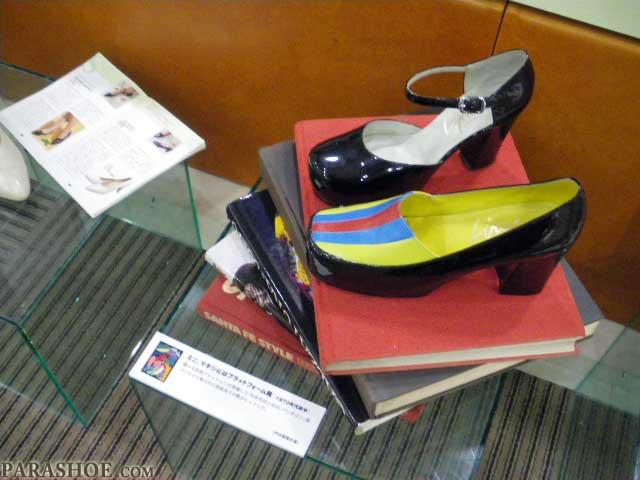名靴、流行靴30選 展示スペース写真3