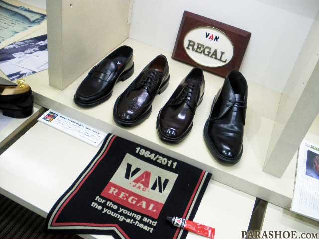 VAN REGAL(ヴァン リーガル)の紳士靴