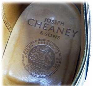 チーニー(CHEANEY)ロゴ