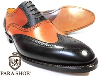 「PARA SHOE®」当店オリジナル紳士靴