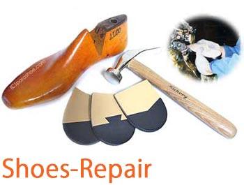 靴修理(ソール交換)