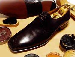 靴のお手入れ方法解説