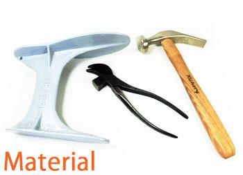靴資材・靴修理材料