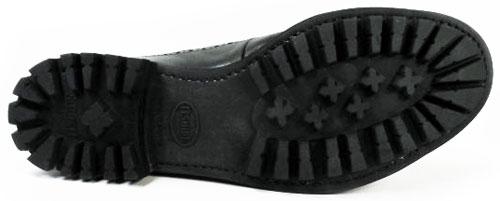 コマンドソール 黒(ブラック)