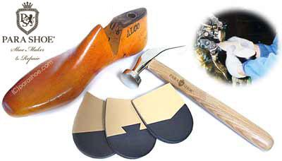 靴の修理(ソール交換・靴底張替え修繕)をオンライン(ネット)で全国宅配便より承ります。安くて高品質のリペアをご提供。