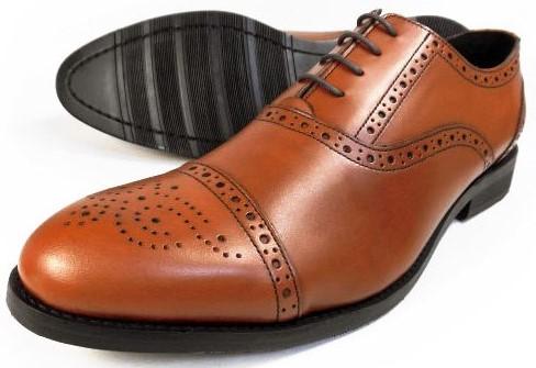 マッケイ製法の紳士靴