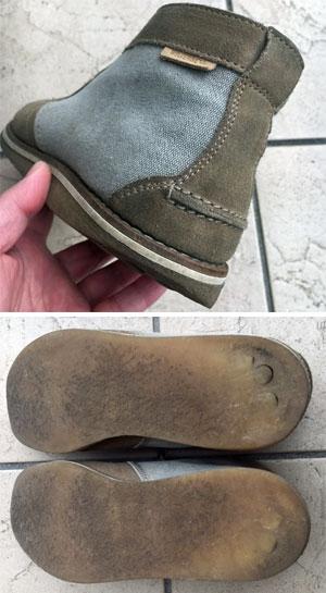 WOLVERINE(ウルヴァリン) ブーツ