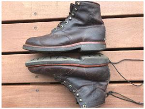 チペワ(CHIPPEWA)ブーツ