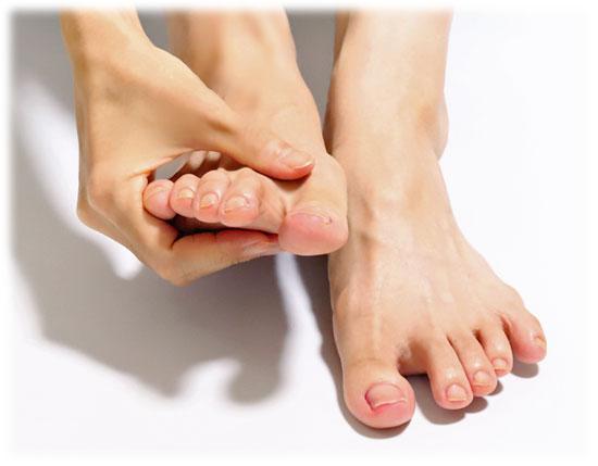 靴による足の病気・トラブル(外反母趾、ハンマートゥ、巻き爪など)