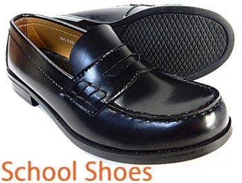 レディース・ガールス 学生靴(通学シューズ)