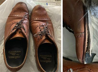 ニューヨーカー(NewYorker)の革靴
