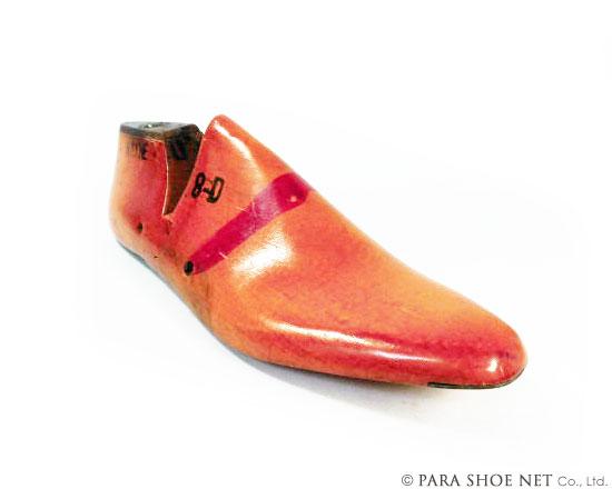 紳士靴(革靴・ビジネスシューズ)の海外(米国・アメリカ)製木型(ラスト)