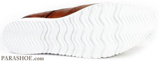 スニーカータイプの革靴ソール